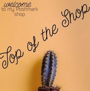 (Welcome) to my Posh Shop!